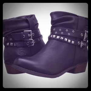 New Dirty Laundry Studded Ankle Boots
